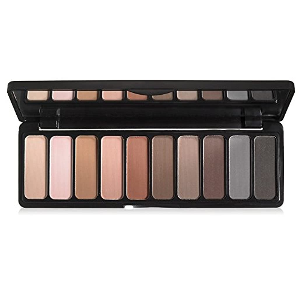 e.l.f. Studio Mad for Matte Eyeshadow Palette 10 Shades (並行輸入品)