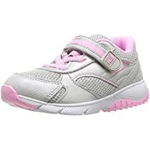 Stride Rite Baby Indy Boy's and Girl's Premium Leather Sneaker
