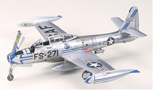 1/72 ウォーバードコレクション WB-45 リパブリック F84-G サンダージェット