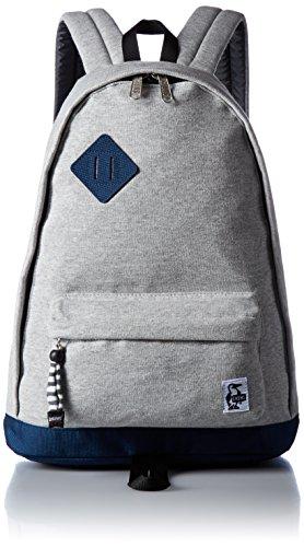[チャムス]リュック Classic Day Pack Sweat Nylon H-Gray/Basic Navy