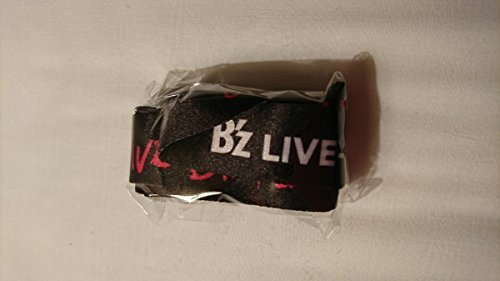 B'z 会場限定ガチャガチャ ネックピース 黒 LIVE D...