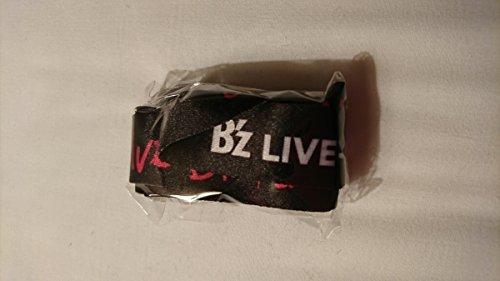 B'z 会場限定ガチャガチャ ネックピース 黒 LIVE DINOSAUR LIVE-GYM 201...