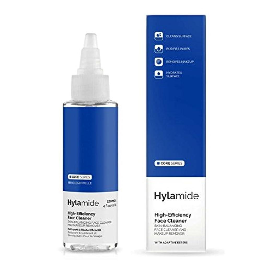 受け入れシャッター代表してHylamide High-efficiency Face Cleaner 120ml [並行輸入品]