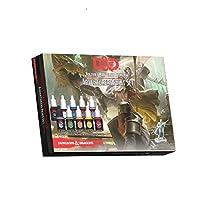 The Army Painter D&D ダンジョンズ&ドラゴンズ アドベンチャラーズ ペイントセット 日本正規品 日本語解説書付