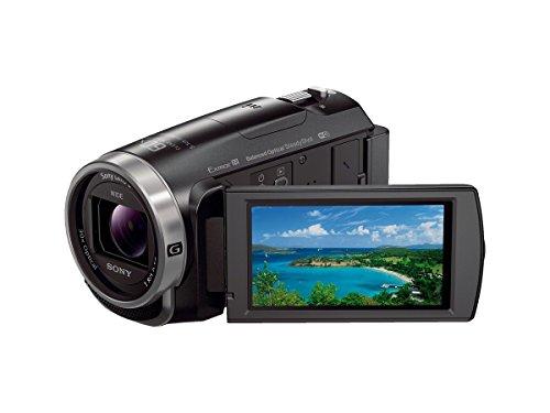 ソニー SONY ビデオカメラHDR-CX675 32GB  光学30倍 ブラック Handycam HDR-CX675 B