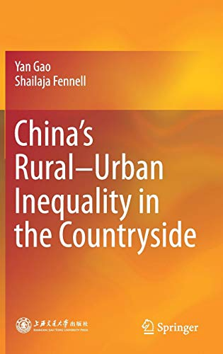 Download China's Rural–Urban Inequality in the Countryside 9811082723
