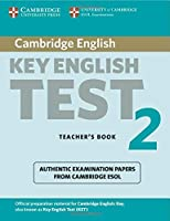 Cambridge Key English Test 2 (KET Practice Tests)
