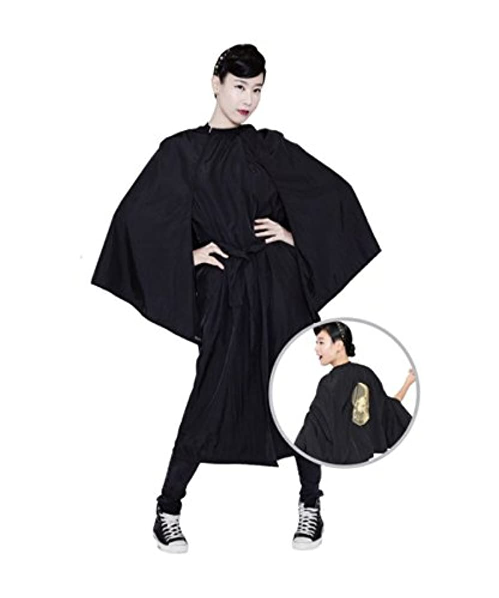 適合周術期力学高級 Stylish Hair Cutting Gown Hair Cutting Cape Hairdressing Cape サロン 用品 並行輸入