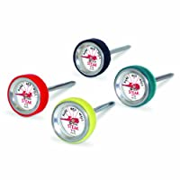 CDN ST170 Steak Thermometers, Set of 4 by CDN