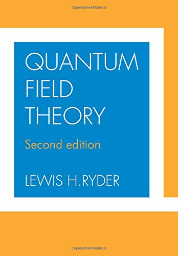 Quantum Field Theoryの詳細を見る