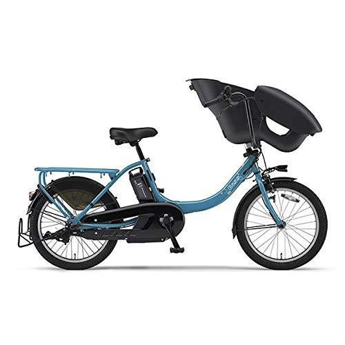 ヤマハ パス 電動アシスト自転車 PAS Kiss mini un SP アクアシアン PA20KSP