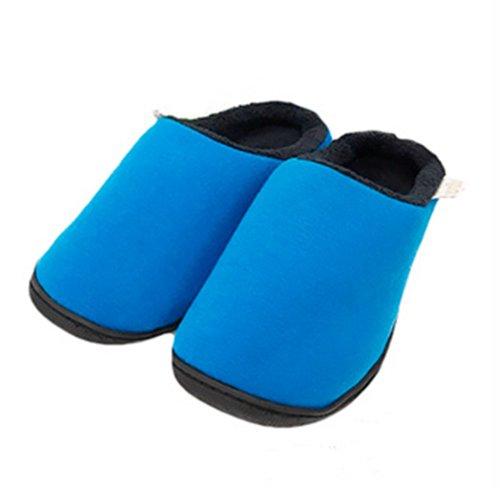 Yogibo Room Shoes (M, アクアブルー)