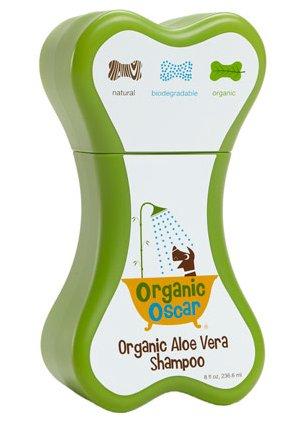 Organic Oscar オーガニックオスカー 犬用 アロエベラ シャンプー 237ml