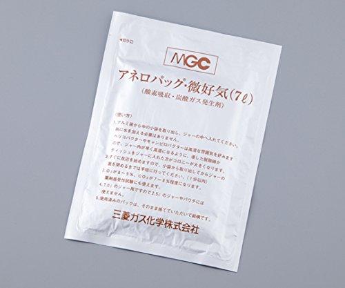 アネロパック6-8667-05O2吸収・CO2発生剤A-27...