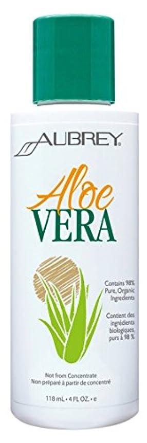 クラッチビン風味オーブリー アロエヴェラローション (化粧水)118ml