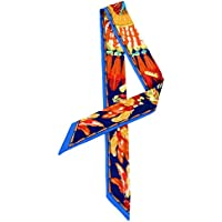 COMVIP Silk Ribbon Handbag Handle Decoration Hair Bands Neck Scarves
