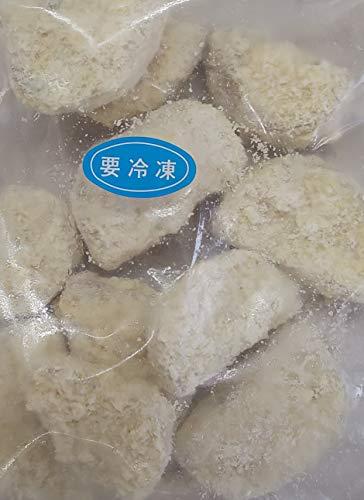 冷凍 辛子蓮根フライ 1kg(個17-20g)×10P(P50-60個) からし レンコン フライ 業務用