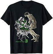 【完結記念】自由の翼 進撃の巨人 Tシャツ