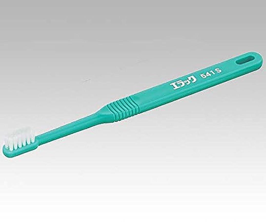 惨めな麻痺入口ライオン8-7892-03介助用歯ブラシ(ソフト)