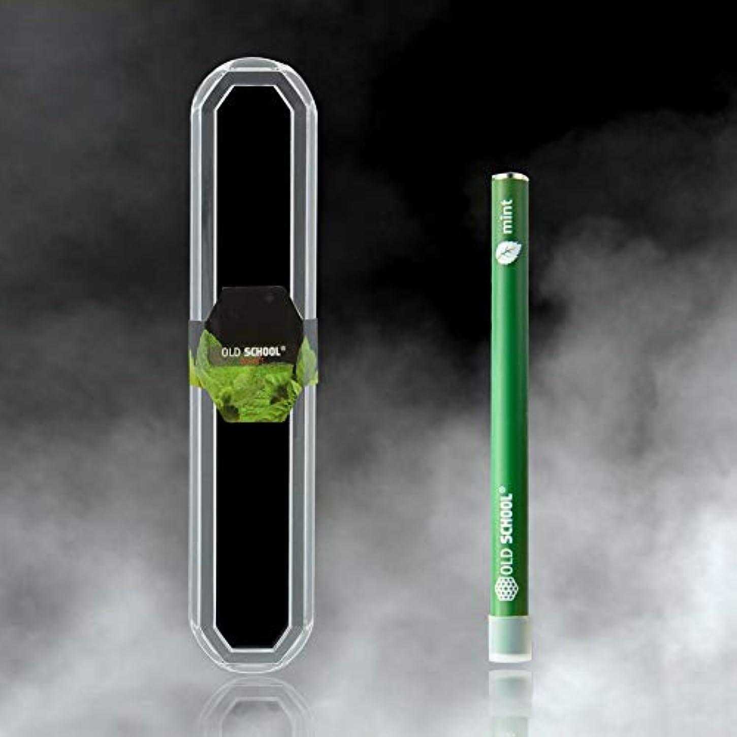 価値心のこもった花輪OLD SCHOOL アロマセラピー 吸入器自然なやめる喫煙救済無害低下するにはレベルが単に有機と自然なブレンド&加熱アロマセラピーであなた 気分を高める用、息を強調します ミント ミント