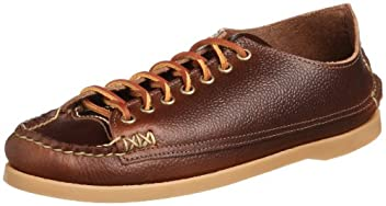Sneaker Moc OX w/ Boat Sole 10600M: SG Brown