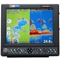 HONDEX(ホンデックス) 10.4型カラー液晶プロッターデジタル魚探 HE-7311-Di-Bo GPS内蔵 1kW