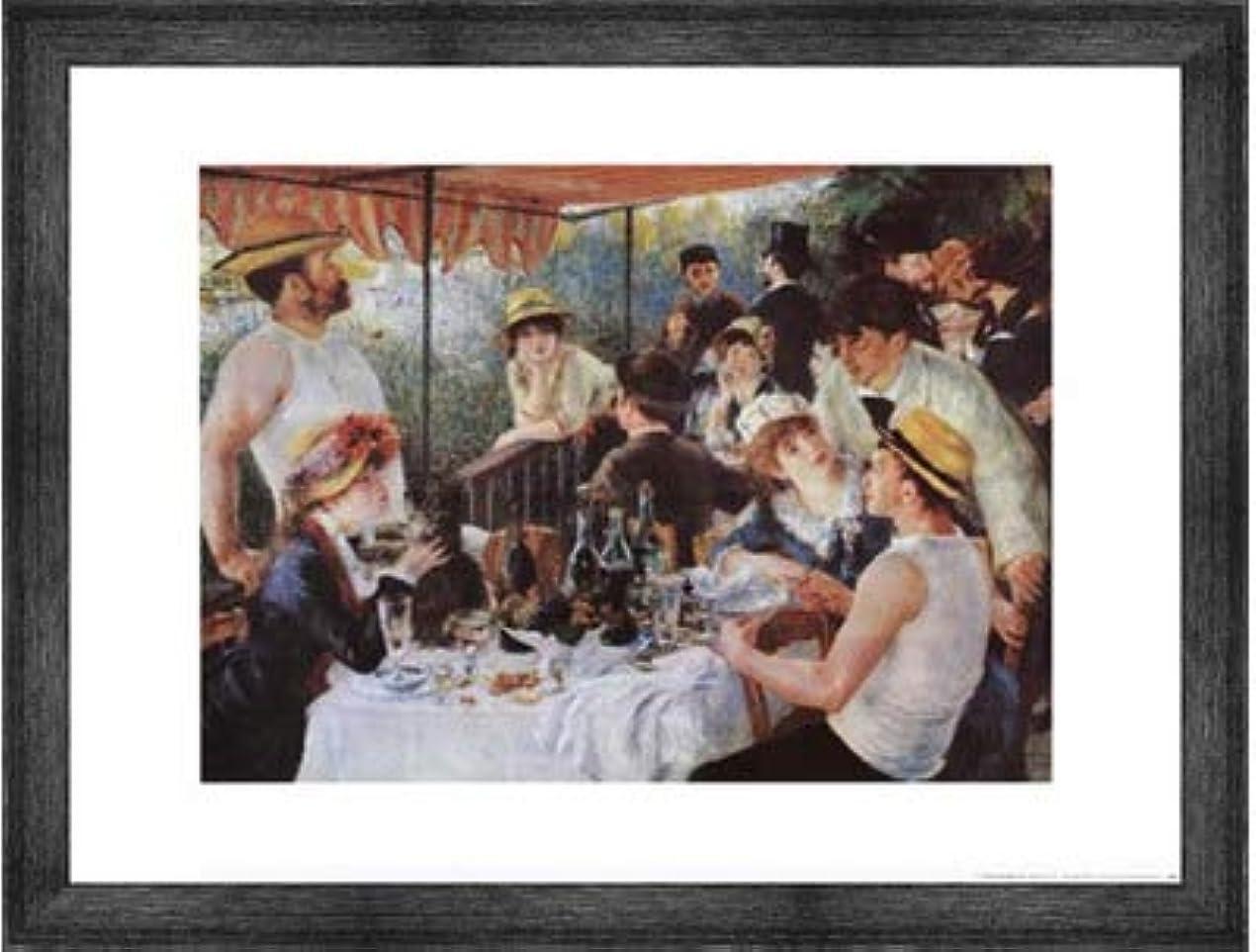 賛辞群集リハーサルLuncheon of the Boating Party, c.1881ピエールオーギュスト?ルノワールby – 31.5 X 23.5インチ – アートプリントポスター LE_26810-F10588-31.5x23.5