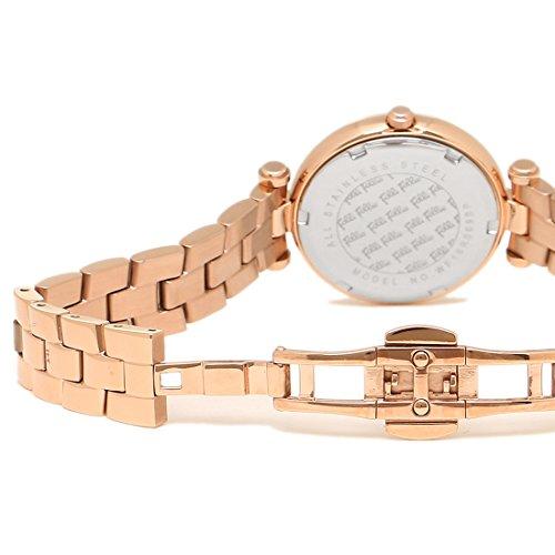 FOLLI FOLLIE 時計 フォリフォリ WF16R009BPS LADY BUBBLE レディース腕時計 ウォッチ ピンクゴールド [並行輸入品]