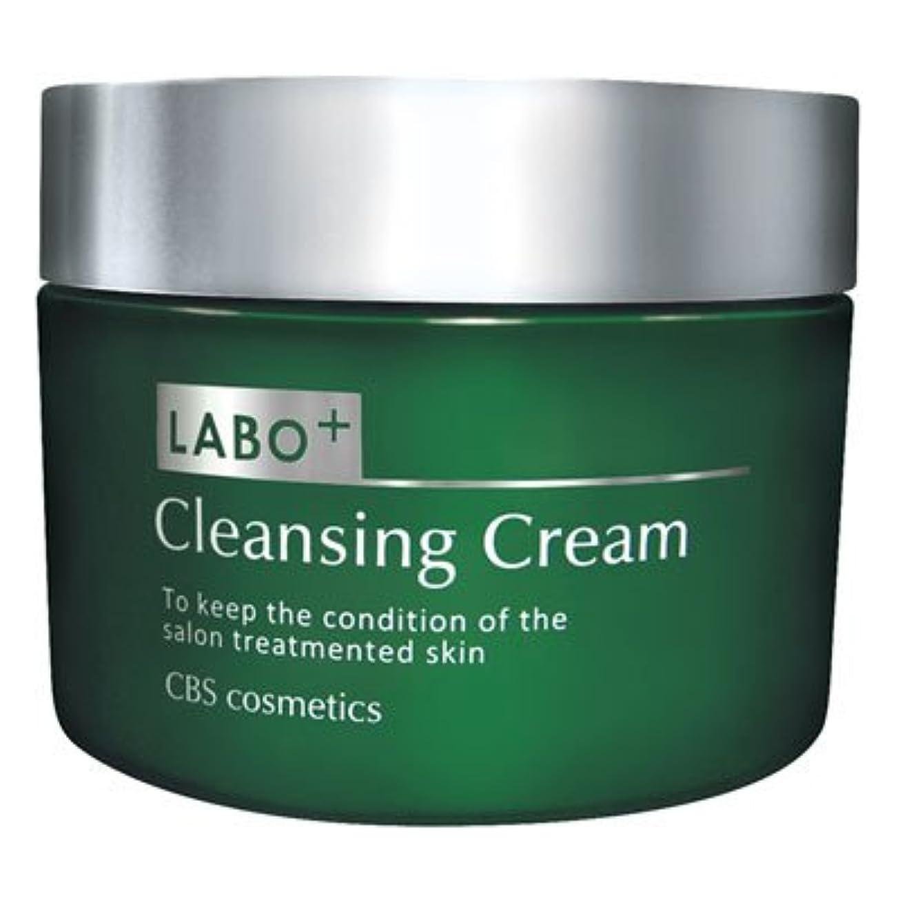 ドラッグ建設学習者お肌に優しいクリームタイプ LABO+ ラボプラス クレンジングクリーム 180g
