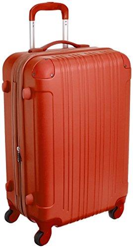 スーツケース (Sサイズ(3~5泊/47(拡張時56)L), レッド)