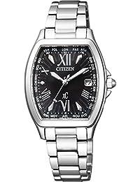 [シチズン]CITIZEN 腕時計 xC クロスシー エコ・ドライブ電波時計 ハッピーフライトシリーズ トノーモデル EC1100-56E レディース