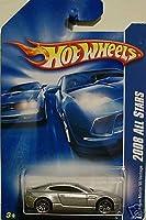 Hot Wheels 2008-050 Aston Martin V8 Vantage All Stars 1:64 Scale