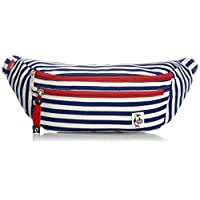 [チャムス] ウエストバッグ Spur Fanny Pack Sweat II CH60-0626 Navy/Natural