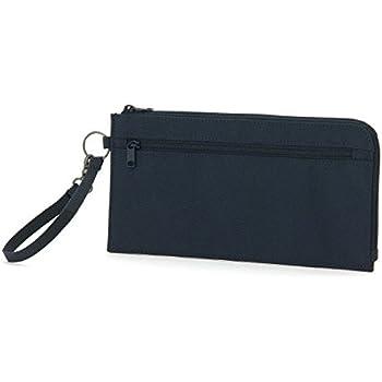無印良品 ポリエステルパスポートケース・薄型 ネイビー 38743613 良品計画