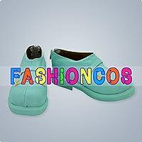 ★サイズ選択可★女性23CM UA0285 カーニヴァル KARNEVAL 无 ナイ コスプレ靴 ブーツ