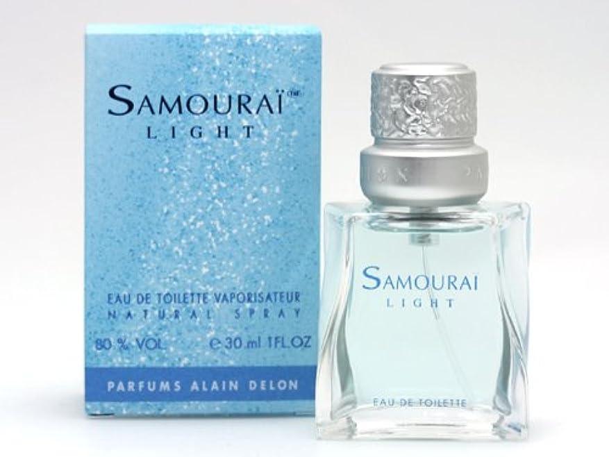知り合い借りているキャラバンアランドロン香水 ALAIN DELON サムライ ライト NSUML30ML EDT30ml オードトワレ (並行輸入品)