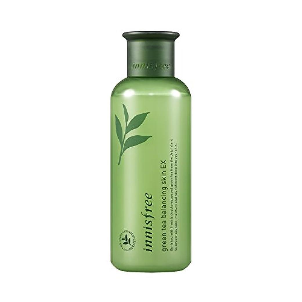 美しいハブブ喜んでイニスフリー日本公式(innisfree) グリーンティー バランシングスキン[化粧水]200mL