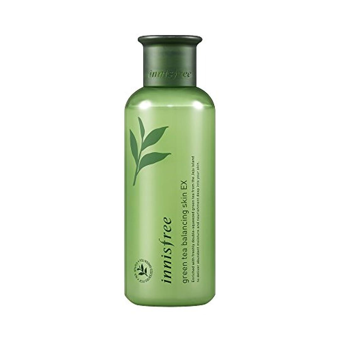 リンケージであるページイニスフリー日本公式(innisfree) グリーンティー バランシングスキン[化粧水]200mL