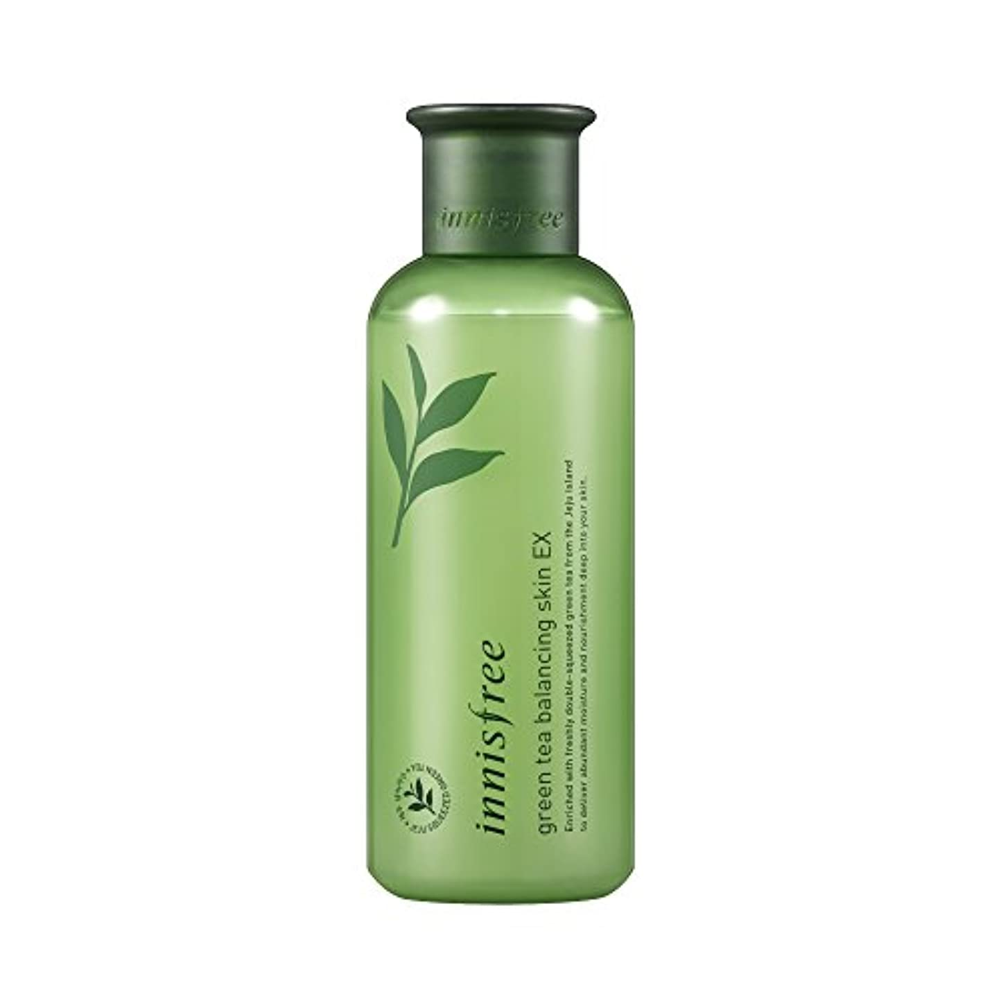 あえぎなる電気イニスフリー日本公式(innisfree) グリーンティー バランシングスキン[化粧水]200mL