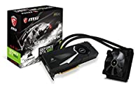 MSI GAMING GeForce GTX 1080 8GB GDDR5X DirectX 12 VR Ready (GeForce GTX 1080 SEA HAWK X) [並行輸入品]