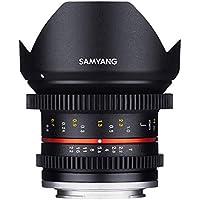 SAMYANG 単焦点広角レンズ 12mm T2.2 マイクロフォーサーズ用 APS-C用