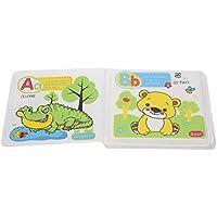 ベビーバス 本おもちゃ 防水 水泳 浴室 早期教育 動物/食べ物 幼児用(動物)