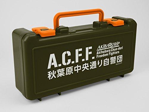 AKIBA'S TRIP -THE ANIMATION- 秋葉原中央通り自警団A.C.F.F. ツールボックス