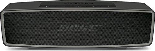 Bose SoundLink Mini Bluetooth speaker II : Bluetoothスピーカー ポータブル/ワイヤレス カーボン SLink Mini II CBN【国内正規品】