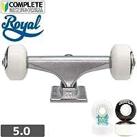 5.0(7.5~7.8用) / ガールウィール / 52mm / コンプリート トラック ROYAL TRUCK&GIRL WHEELNO52