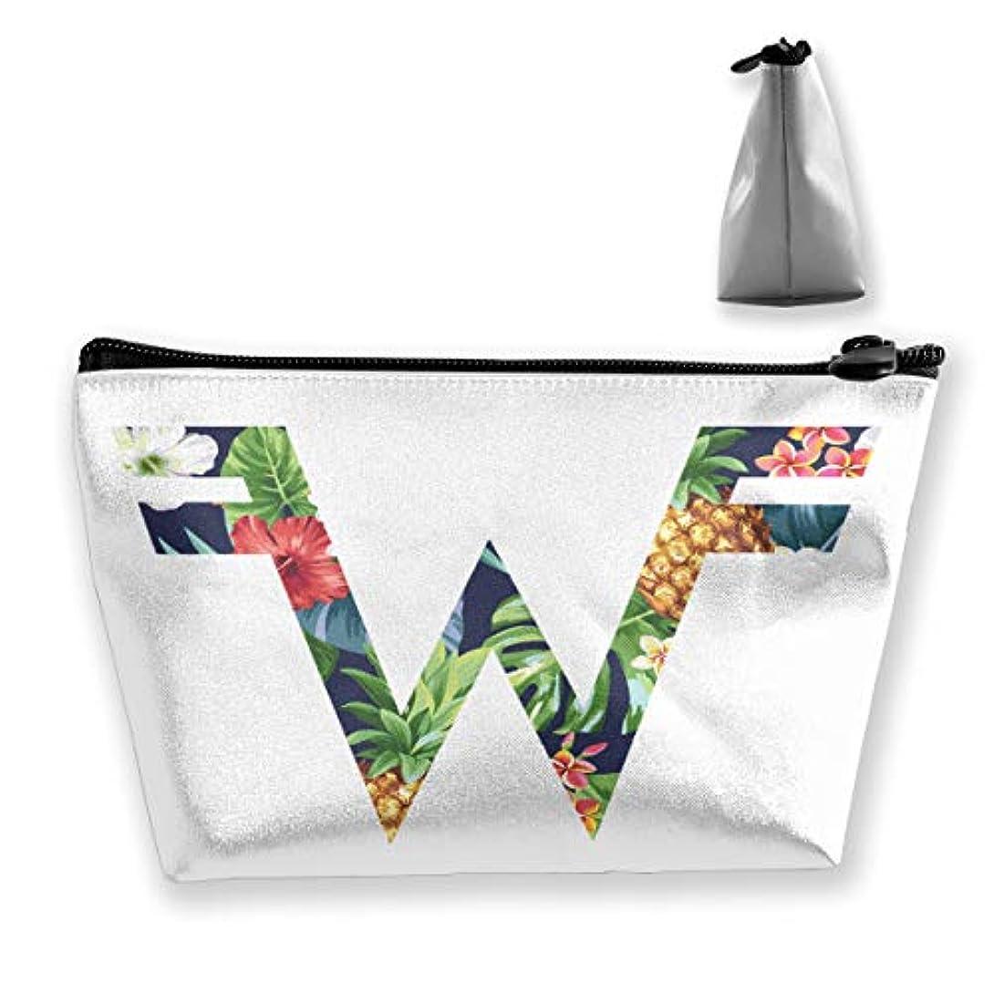爆発する困った実際に収納袋 コスメポーチ 筆箱 台形 化粧品入れ 高級品 軽い 大容量 普段使い 学生 サラリーマン 出張 スポーツ 多機能 贈り物 Weezer Logo 花柄