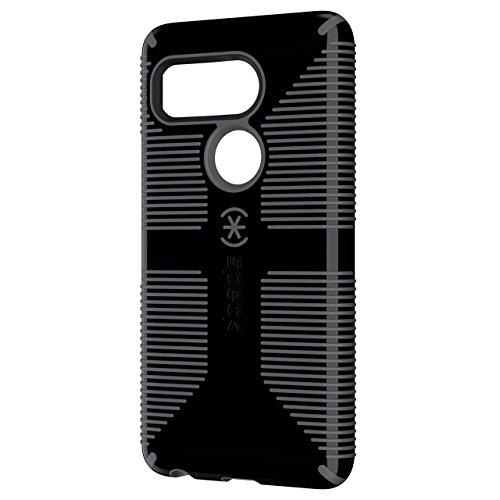 軍用基準 Speck CandyShell Grip Case キャンディーシェル グリップ 保護 ケース Android ネクサス (Nexus 5X, ブラック&スレート)
