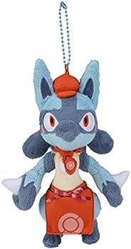 ポケモンセンターオリジナル マスコット Pokemon Cafe Mix ルカリオ
