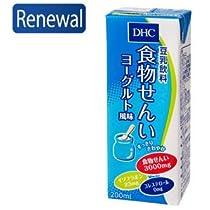 DHC 豆乳飲料食物せんいヨーグルト風味【200ml】×24本