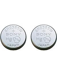 [ソニー]SONY 国内正規品 酸化銀ボタン電池 2個入りパック SR936SW 394